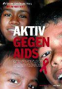 Plakat »Aktiv gegen Aids «