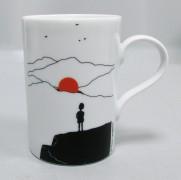 Tasse mit Motiv von Tomi Ungerer