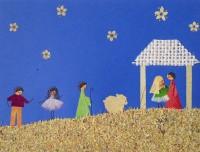 Weihnachtskarte »Feliz Navidad«