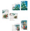 Weihnachtskartenset »Alle Jahre wieder«, Set