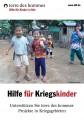 Plakat »Hilfe für Kriegskinder«